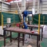 安全光栅应用于机器人防护